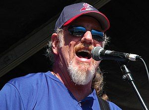 Ray Benson - Ray Benson performing in April 2009