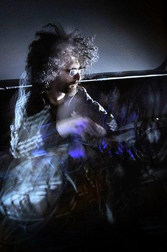 Illbient - Raz Mesinai performing live in 2008