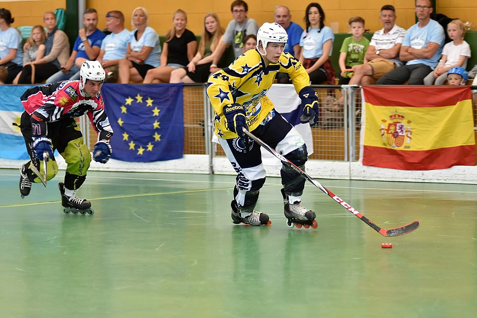 Real inlinehockey pahalampi vs GBGCity