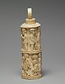 Receptacle with Figurative Relief and Stopper MET DP236942.jpg