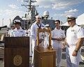 Reception with Ambassador Pyatt Aboard USS ROSS, July 24, 2016 (27967964803).jpg