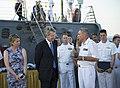 Reception with Ambassador Pyatt Aboard USS ROSS, July 24, 2016 (27968051273).jpg