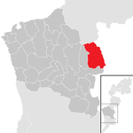 Rechnitz in the district of OW.png