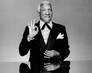 Redd Foxx - Photo of Redd Foxx in 1977.