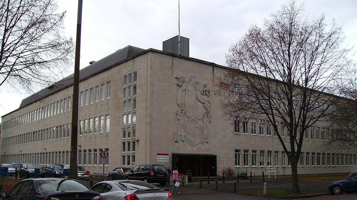 Cardiff University Pharmacy Building