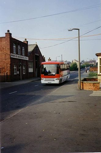Reeve Burgess - Reeve Burgess, Bridge Street Pilsley Site (Photo: G Robinson)