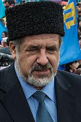 Medschlis-Vorsitzender Refat Tschubarow