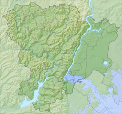 Relief Map of Volgograd Oblast.png