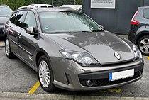 Renault Laguna III Grandtour GT 20090808 front.JPG