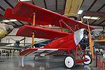 Replica Fokker DR.I (N5596T) (26269521674).jpg