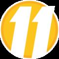 Repretel 11 logo.png