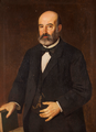 Retrato do Conde António da Silva Monteiro - assinado L.K. e datado 1874.png