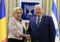 Reuven Rivlin at a meeting with Viorica Dăncilă, April 2018 (3549).jpg