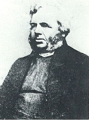 Church of St Michael and All Angels, Christchurch - Rev. Octavius Mathias