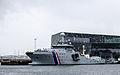 Reykjavík Harbour - Coast Guard ship Thor.jpg