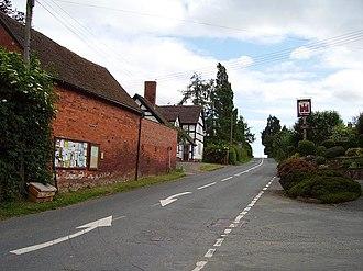 Richard's Castle - Image: Richard's Castle geograph.org.uk 206153