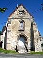 Rieux (60), église Saint-Denis, rue Joseph-Havy 03.jpg