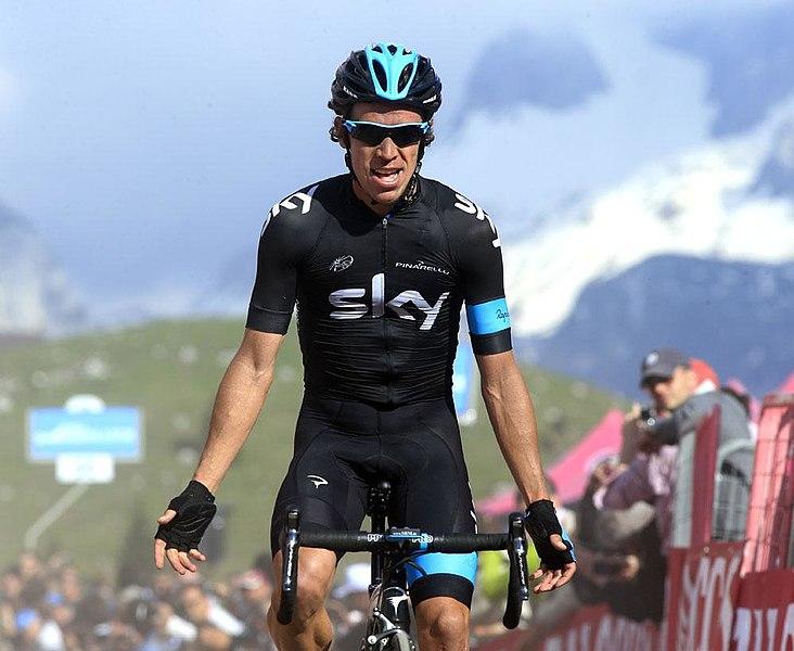 Archivo:Rigoberto Urán gana en la etapa diez en el Giro d'Italia 2013.jpg