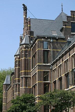 Rijksmuseum van Natuurlijke Historie - Image: Rijksmuseum van Natuurlijke Historie, Leiden