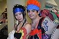 Rikku & Wakka Ohayocon 2008.jpg