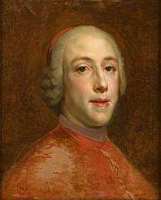 Ritratto di Henry Benedict Marie Clement Edward Stuart, cardinale York