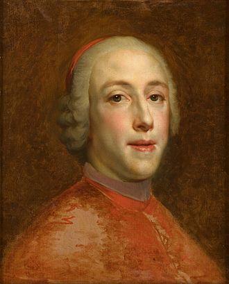 Charlotte Stuart, Duchess of Albany - Cardinal Henry Stuart, Charlotte's uncle