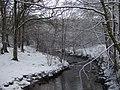 River Colne near Holme Villas, Marsden - geograph.org.uk - 1659593.jpg