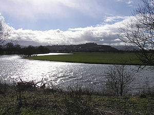 River Forth - The River Forth meanders over fertile farmlands near Stirling