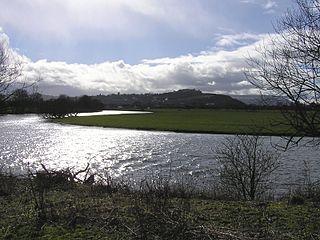River Forth River in Scotland
