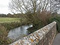 River Winterborne, Sturminster Marshall - geograph.org.uk - 1053763.jpg