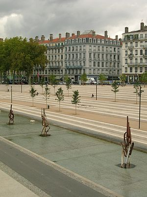 Jean-Pierre Rives - Exhibition Rives sur Berges in Lyon, France, 2007