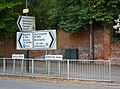 Road junction in Chobham - geograph.org.uk - 1358299.jpg