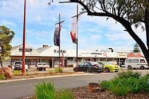 Norseman, Western Australia - Roberts Street, Norseman