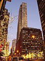 Rockefeller Center - New Year's Lights.JPG