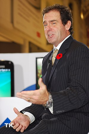 Rod Black - Black in November 2009