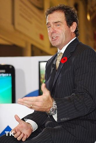 Rod Black - Black in November 2009