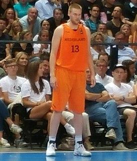 Roeland Schaftenaar Dutch basketball player