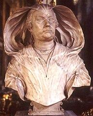 Bust of Olimpia Maidalchini