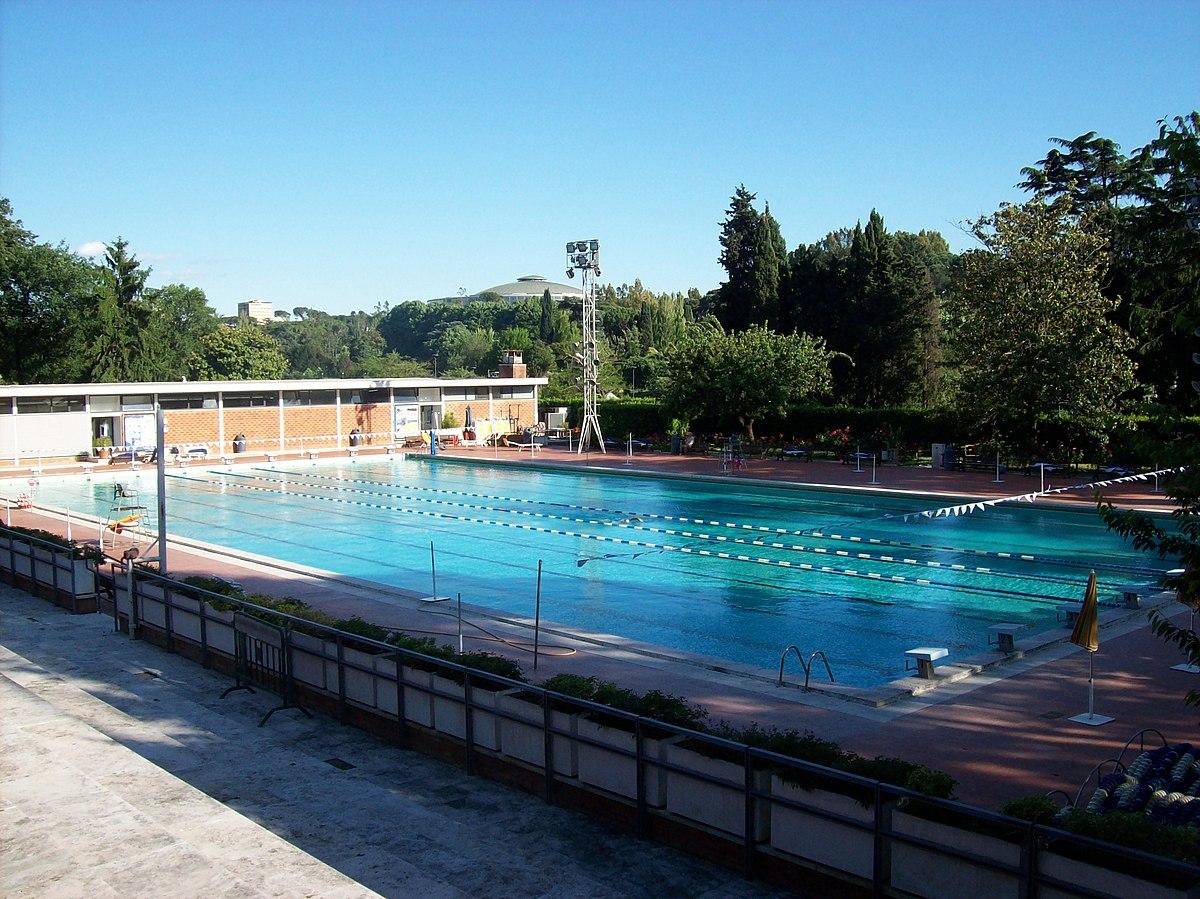 piscina delle rose wikipedia