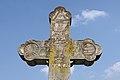 Romania Sucevița Monastery Cross2.jpg