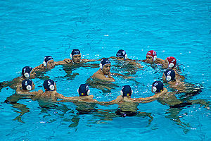 Romania men's national water polo team - Romania men's national water polo team at the 2012 Summer Olympics