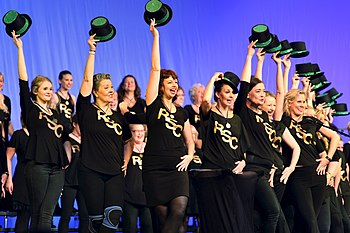 Sweet Adelines International competition - Wikipedia