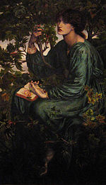 Rossetti TheDayDream without frame.jpg