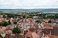 Rothenburg ob der Tauber, Stadtmauer, Schwefelturm, Faulturm, Ruckesser, 08-2014-003.jpg