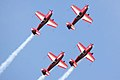 Royal Jordanian Falcons - RIAT 2009 (3871591868).jpg