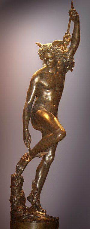 François Rude - Image: Rude mercury