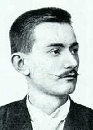 Rudolf Charousek - Rudolf Charousek, 1890s