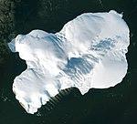 Rudolf Island, Russia, Sentinel-2 satellite imagery, 6-SEP- 2017.jpg