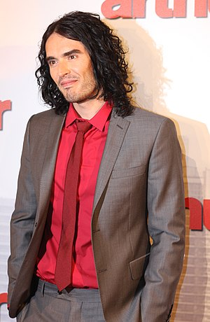 Big Brother (UK TV series) - Russell Brand (above) hosted the spin-off series Big Brother's Big Mouth.