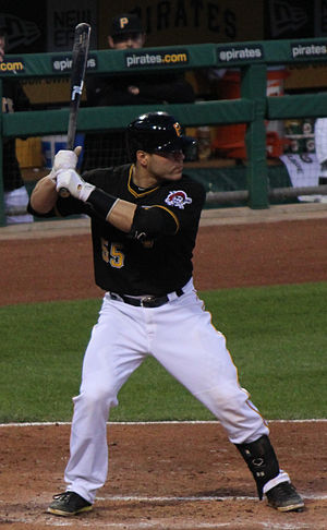 Russell Martin - Martin with the Pittsburgh Pirates